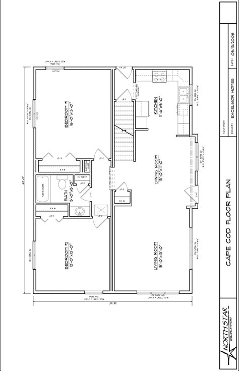 cape floor plans custom cape cod modular home l excelsior homes inc