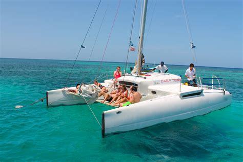 catamaran belize private day tours roatan west bay beach break excursion