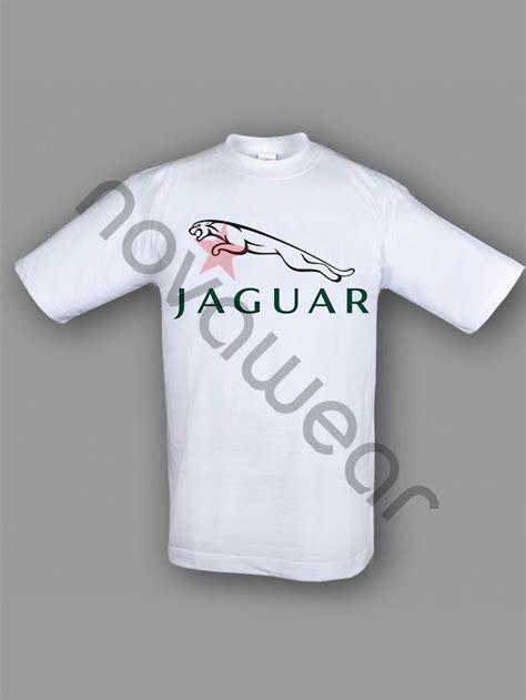 Jaguar Auto T Shirt by Jaguar Sport T Shirt White Jaguar Sport Accessories