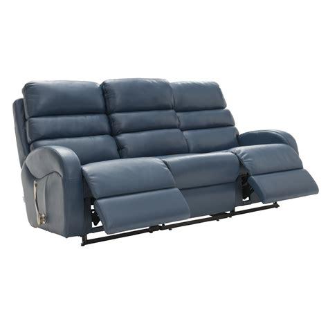 three seater recliner sofa la z boy albany three seater power recliner sofa
