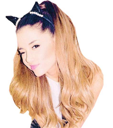why ariana grande wears cat ears ariana grande wearing kitty ears by arigrande4lyf on