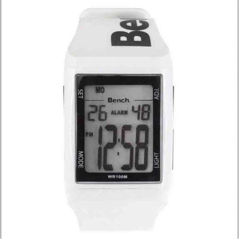 bench mens watch bc0385wh mens bench watch watches2u