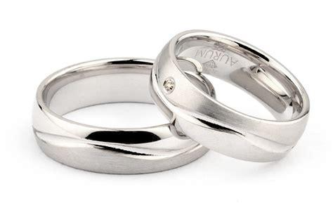 Hochzeitsringe Silber by 925 Silber Trauringe Partnerringe Eheringe M Zirkonia