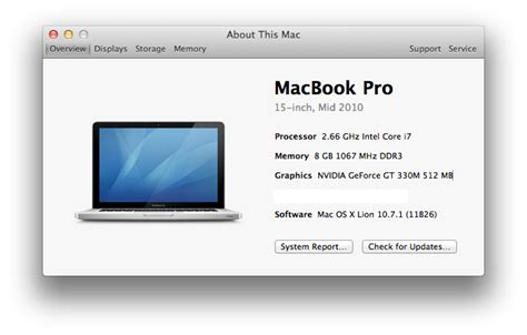 Macbook Pro Os X macos optimize macbook pro for ssd hdd drives ask different