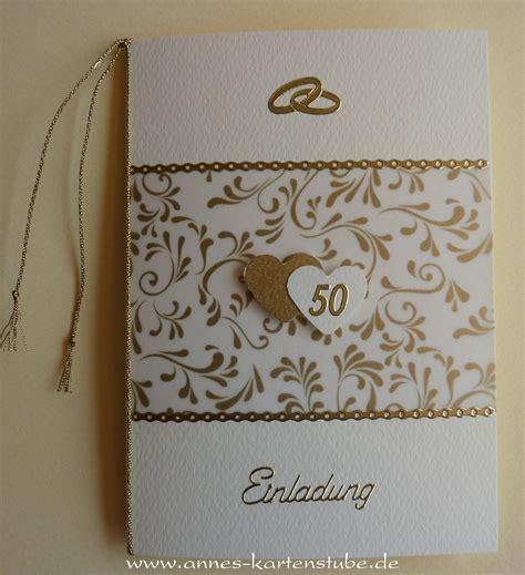 Einladung Hochzeit Gestalten by Einladungskarten Goldene Hochzeit Einladungskarten