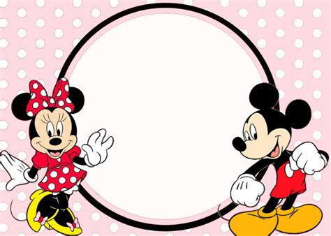 mickey mouse invitation template minnie and mickey invitation template free printable