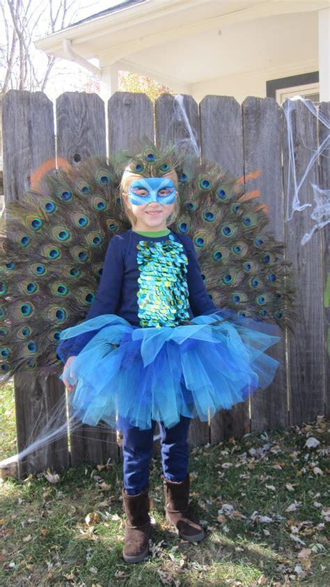 tatums peacock costume     craft ideas