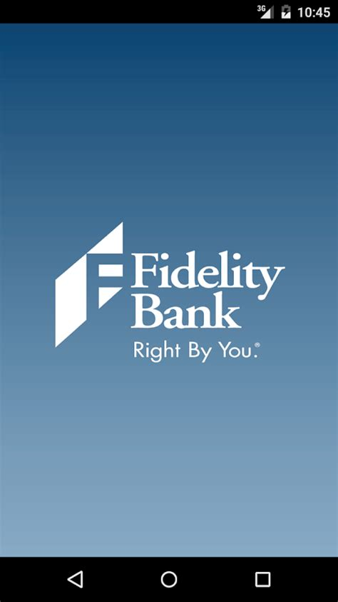 fidelity bank fidelity bank nc va mobile android apps on play