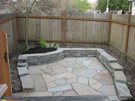 25 best ideas about flagstone patio on paver