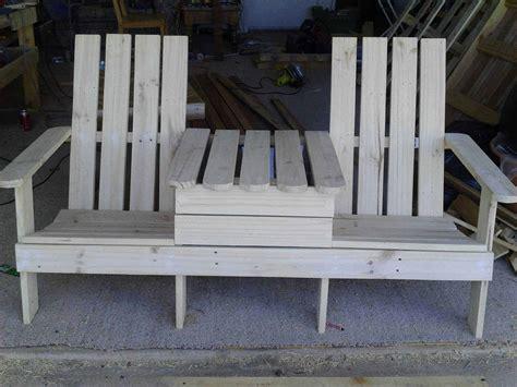 adirondack jack jill chair  pallets pallet ideas