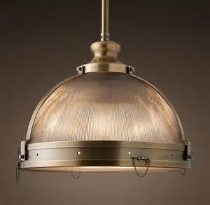 Restoration Hardware Island Lighting Clemson Prismatic Single Pendant Restoration Hardware Is It Worth The Price Kitchen