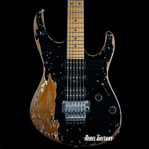 uhr modern preowned 2015 suhr guitars modern antique with heavy
