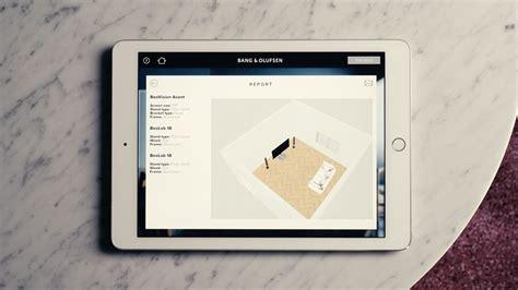 beohome design app beohome design app visualizzazione digitale dei prodotti