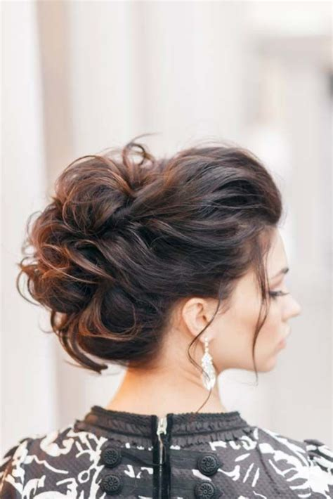 messy updo for long hair that take 5 minutes 25 best ideas about messy updo on pinterest ball hair