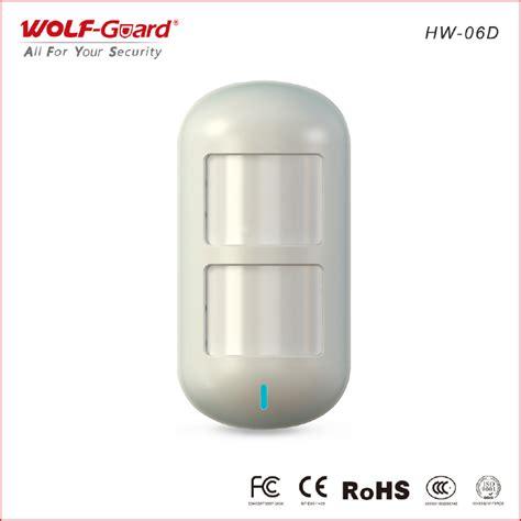 Sensor Hw 03d wolf guard smart security alarm system