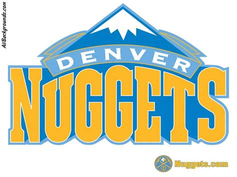 denver nuggets colors denver nuggets backgrounds myspace backgrounds
