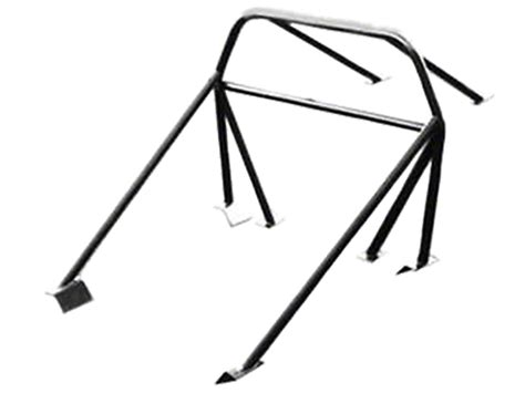 sr performance mustang 8 point roll bar 13957 05 14 coupe