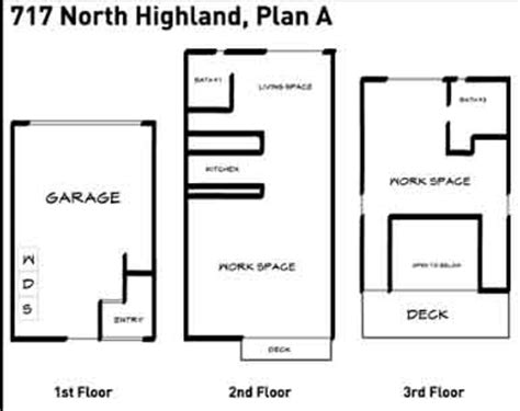 live work floor plans la live work lofts highland lofts floor plans