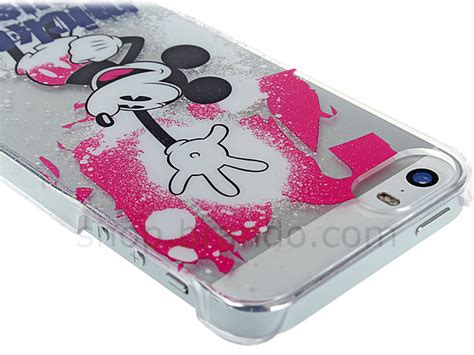 Iphone Iphone 5 5s Disney Pixar Cars 2 Cover iphone 5 5s disney mickey mouse splash ink transparent limited edition
