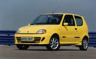 Fiat Seicento Reviews Fiat Seicento Hatchback Review 1998 2004 Parkers