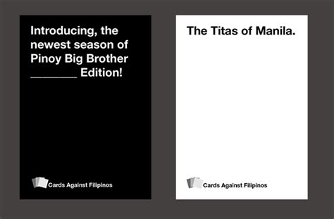 cards against humanity template cards against humanity template