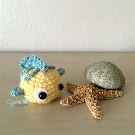 pattern for amigurumi ball flounder ball the fish from quot the little mermaid quot free