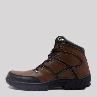 Sepatu Casual Kickers Slop Pria 02 jual sepatu pria adabos tiger tracking safety murah