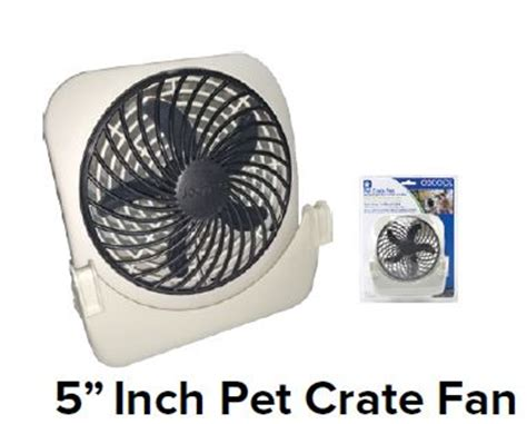 dog crate fan system dog crate fans