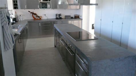 cocinas realcem cemento pulido
