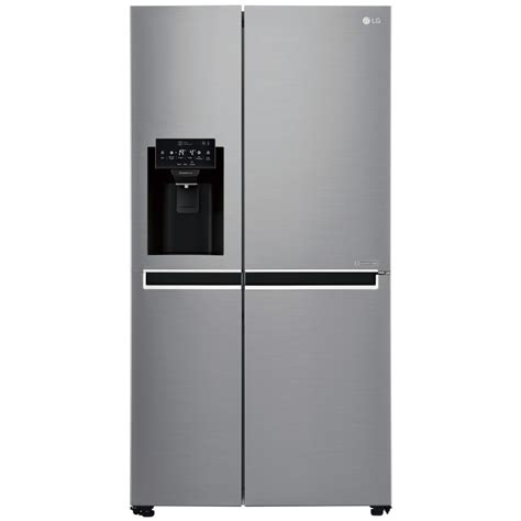 Non Plumbed Fridge by Lg Gsl761pzxv American Fridge Freezer Non Plumbed