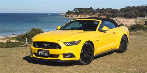 convertible mustang 2016 ford mustang gt convertible weekender photos