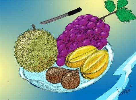 buah buahan lagi by grenadestudio on deviantart
