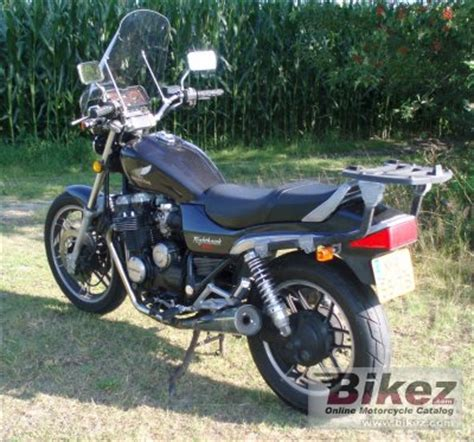 honda cbx 650 nighthawk 1985 honda cbx 650 e nighthawk specifications and pictures