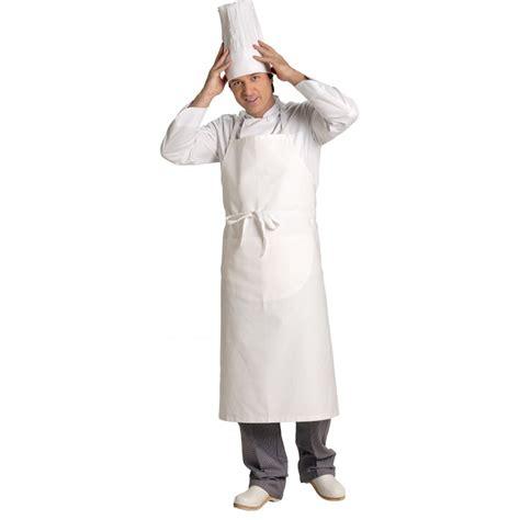 tenu de cuisine tablier a bavette de cuisine en coton inspirations avec