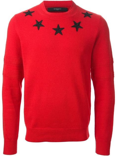 Givenchy Sweater givenchy sweater in for lyst