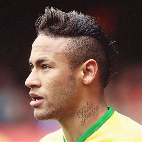 neymar biography short neymar haircut hair hairstyles and mohawk hairstyles