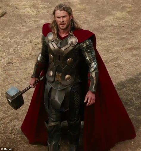 thor s thor the dark world trailer chris hemsworth steals a