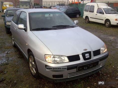2001 Seat Ibiza 1 9 Tdi Sport Car Photo And Specs