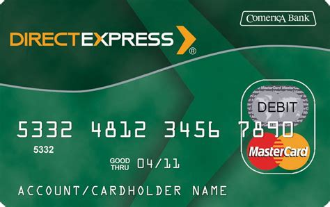 comerica bank direct express direct express fees and charges direct express card help