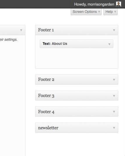 como personalizar layout no wordpress como crear tu propio sidebar en wordpress personalizado