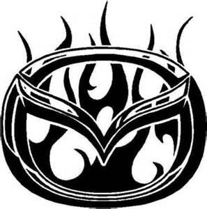 logo de mazda mazda fire logo mazda rx8 pinterest mazda logos und