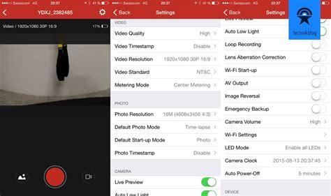 xiaomi yi app tutorial testbericht xiaomi yi taugt die g 252 nstige actioncam aus