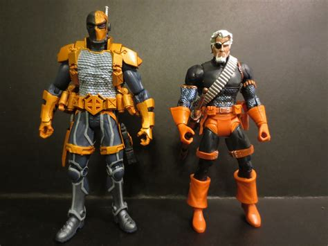 figure barbecue figure review deathstroke