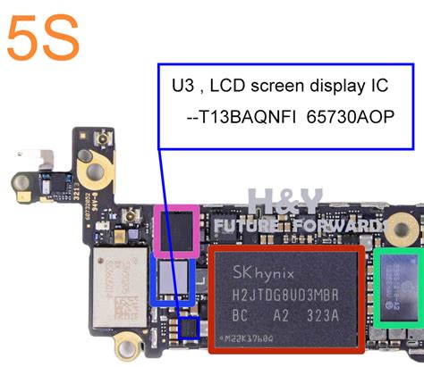 Pisau Lcd Touchscreen Ic how to fix iphone 5s touch screen problem http pcdreams