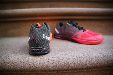 Syncwear Fitness Designed For Wearing Your Nano At The by Review Reebok Crossfit Nano 5 0