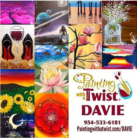 paint with a twist davie painting with a twist davie fl all you need to