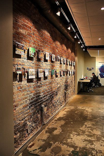 exposed brick wall lighting wall galleries bricks and exposed brick on pinterest