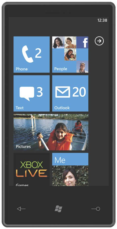 microsoft releases windows phone 7 to manufacturers the