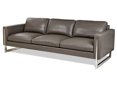 american leather quincy sofa stationary sofas custom furniture american leather