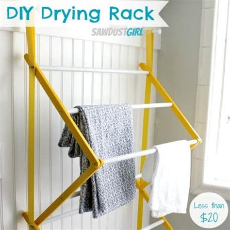 Build A Clothes Rack by How To Make An Indoor Clothes Drying Rack Homestead